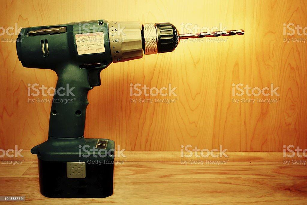 drill_03 royalty-free stock photo