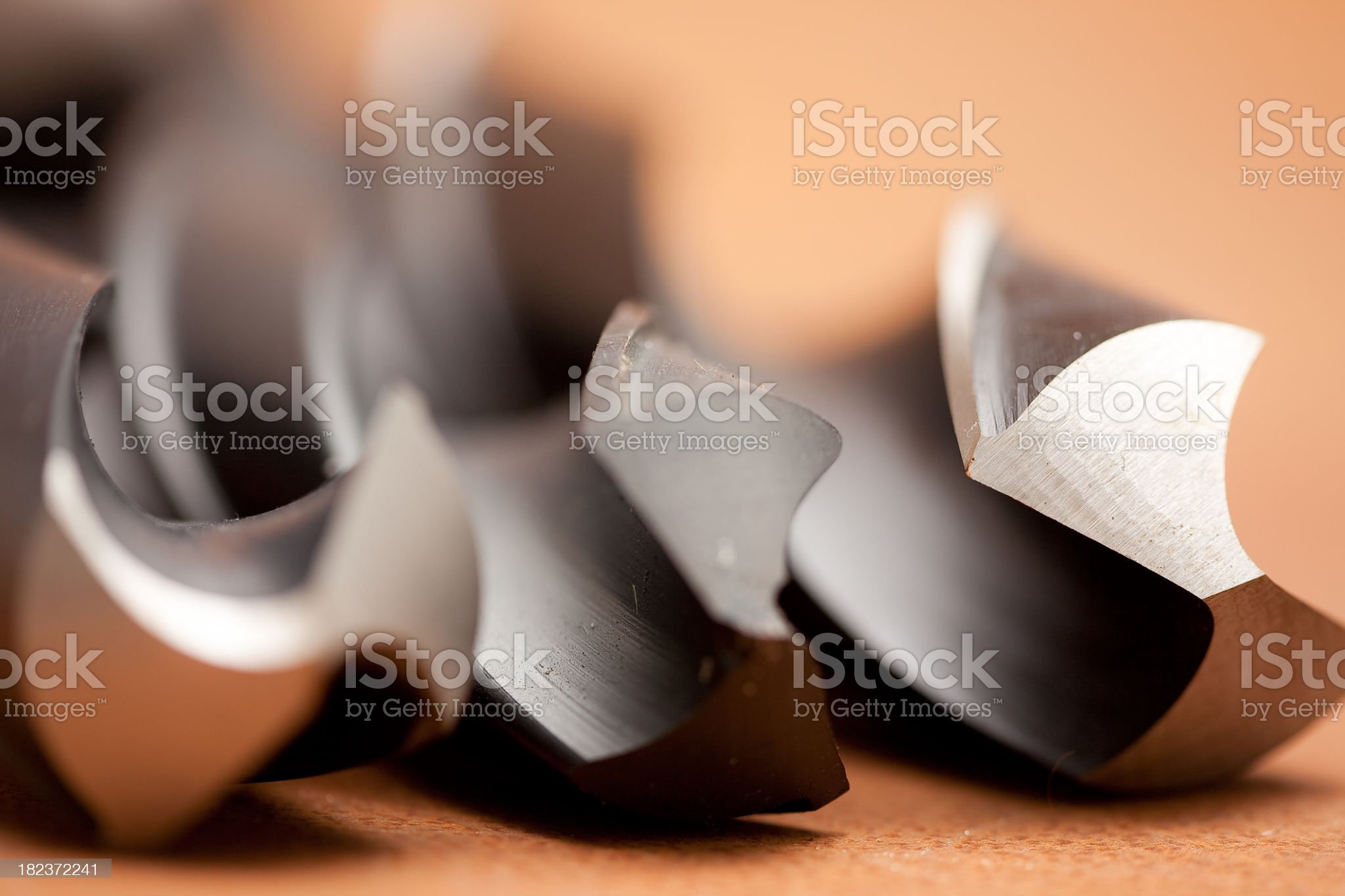 drills end royalty-free stock photo