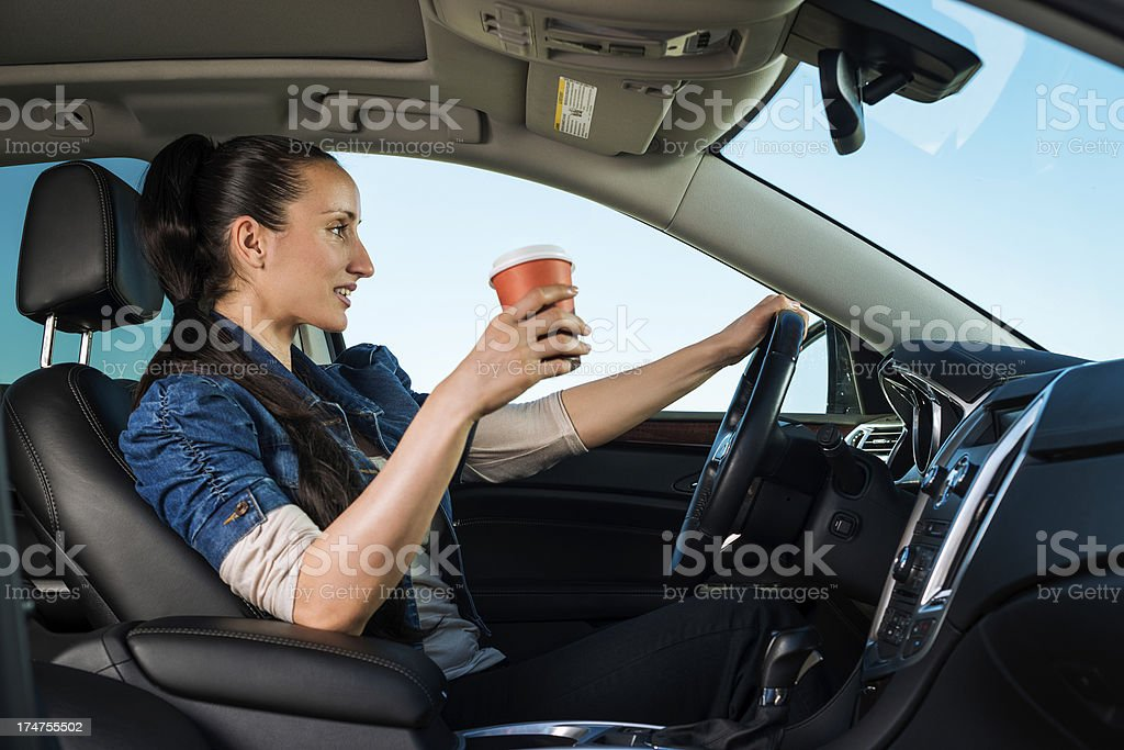 Drink and drive royalty-free stock photo