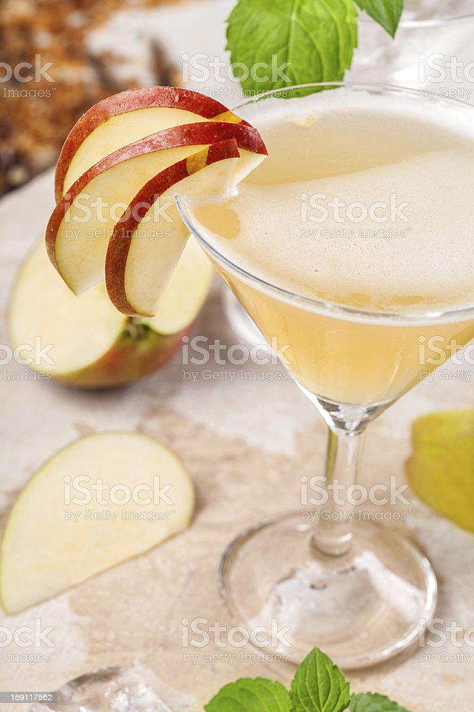 drink apple pear royalty-free stock photo