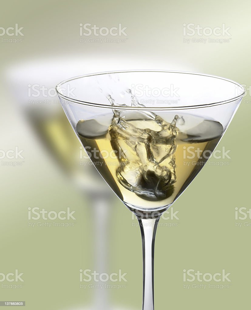 Drink for us! stock photo