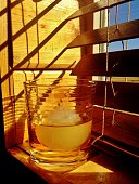 Drink on Windowsill
