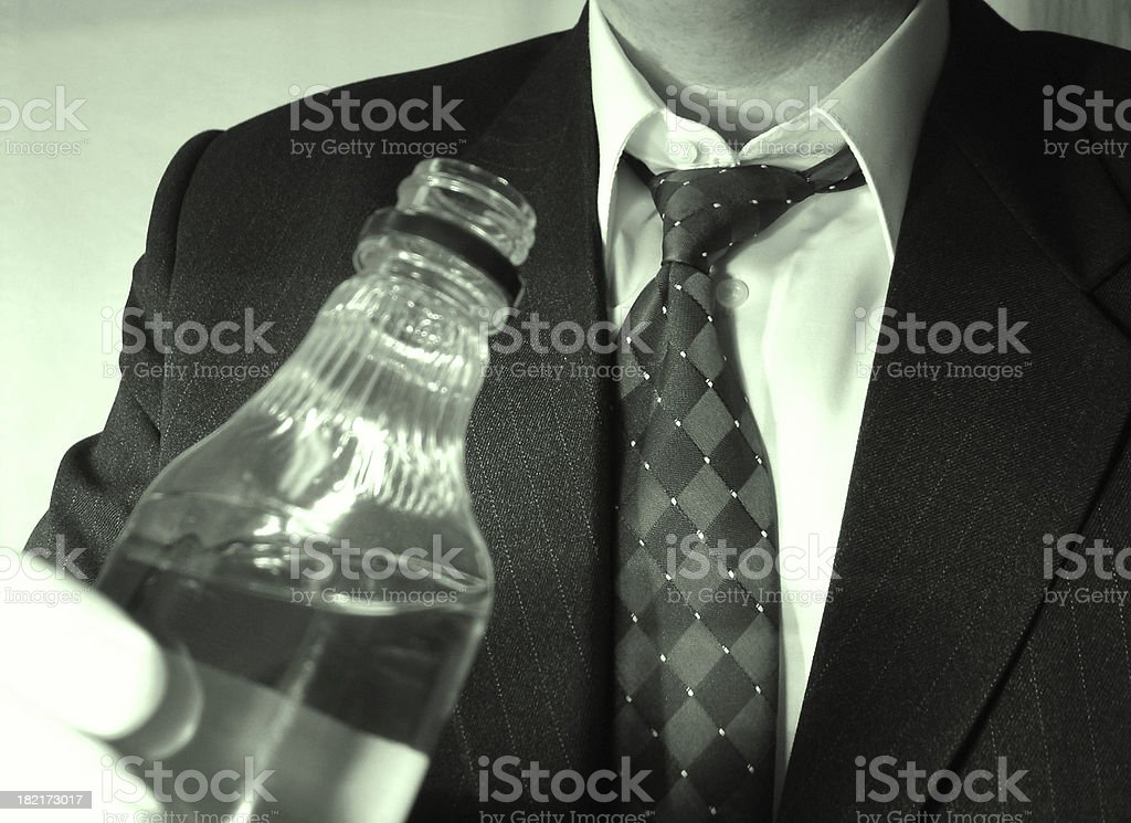 Drink? (2) royalty-free stock photo