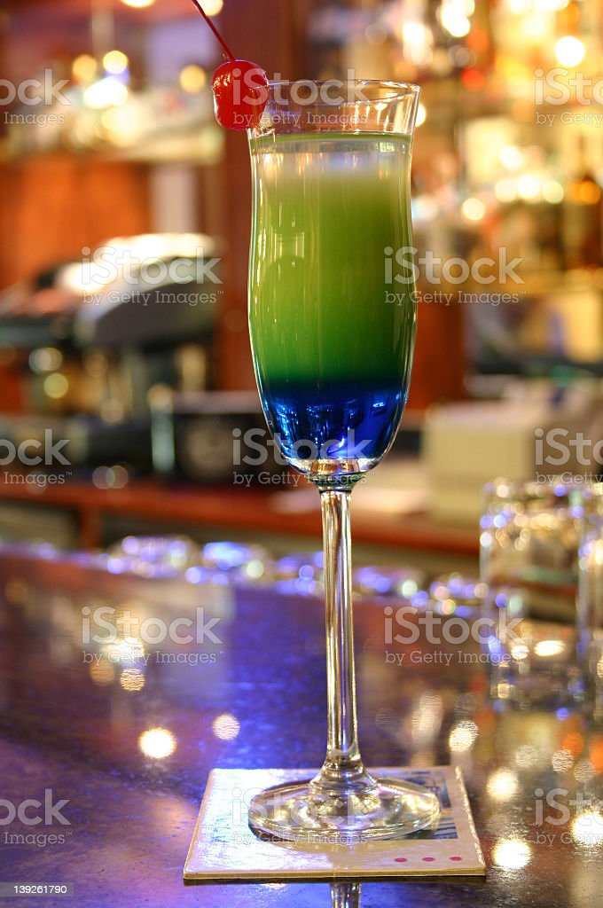 Drink session - 03 royalty-free stock photo