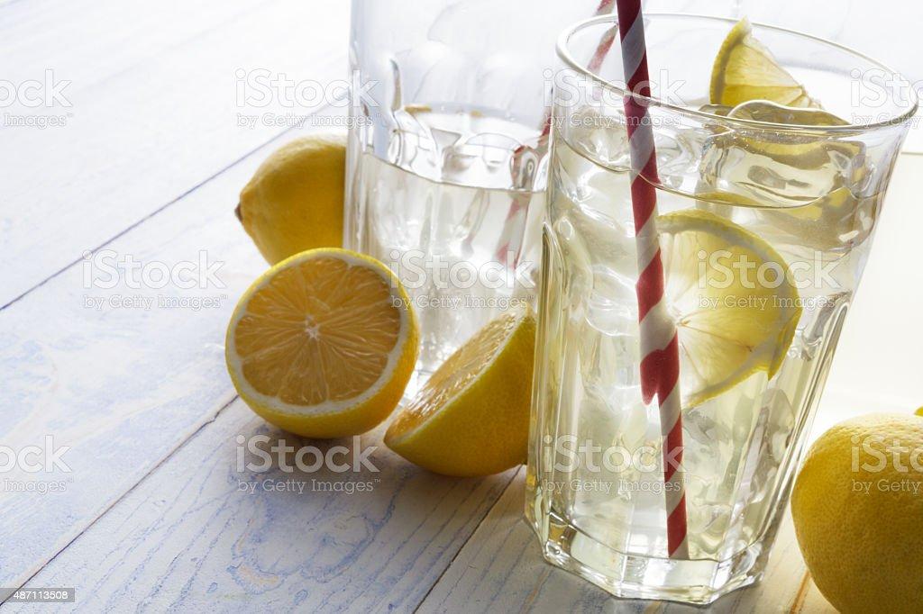 Drink Stills: Lemonade stock photo