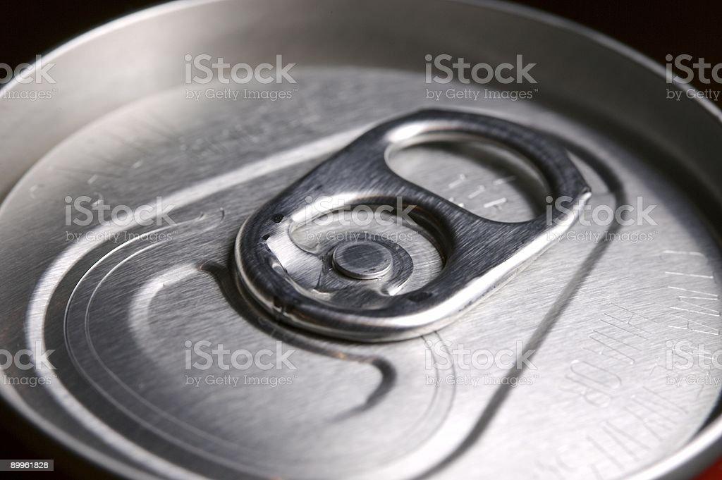 Drink Tab stock photo
