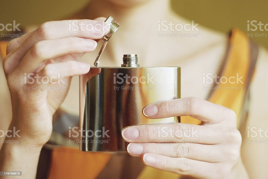 drink up royalty-free stock photo