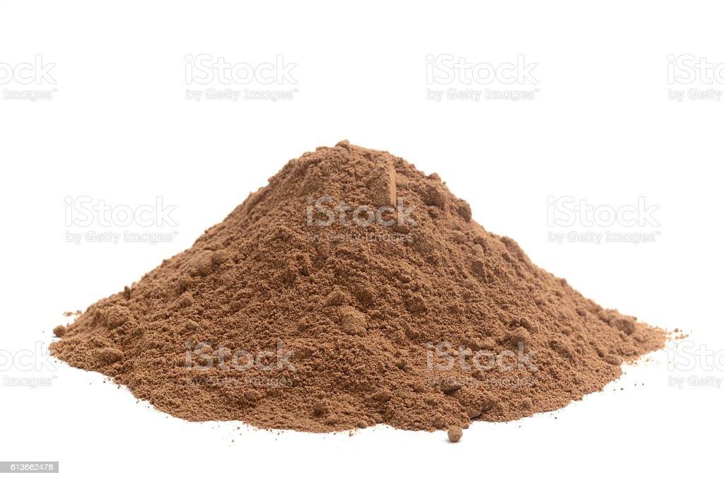 Drinking chocolate stock photo