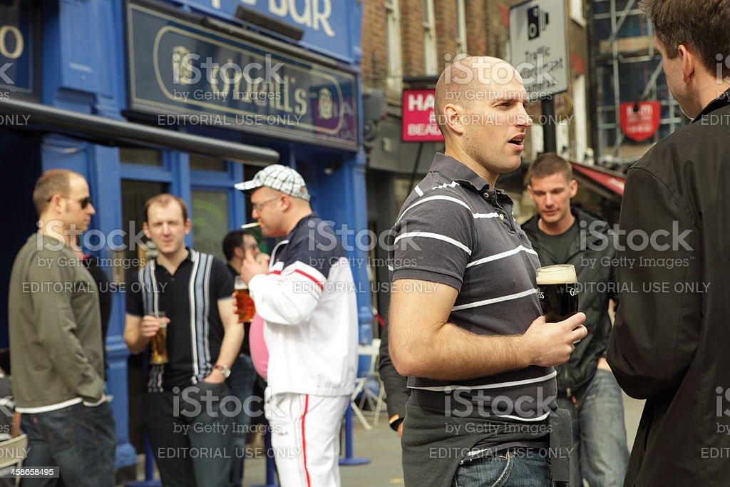 Drinking Culture, United Kingdom stock photo