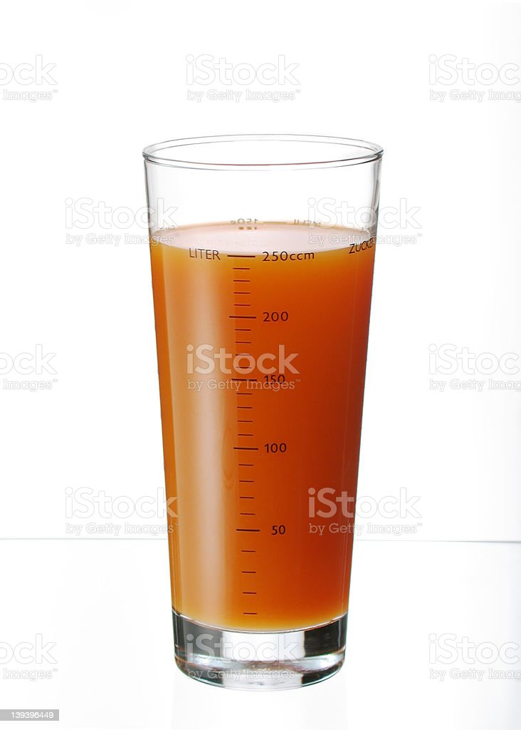 drinking glass stock photo