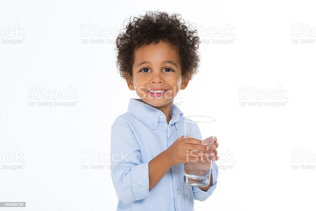 drinking very good for your health stock photo