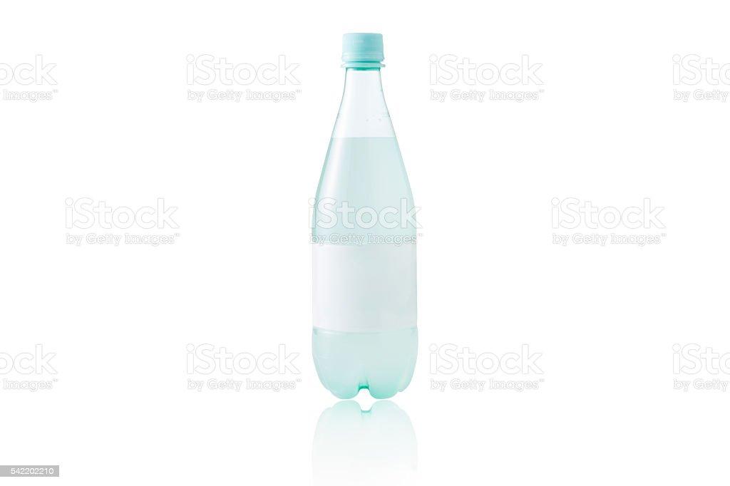 Drinking Water Bottle stock photo