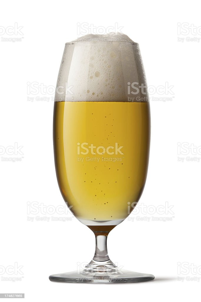 Drinks: Beer royalty-free stock photo