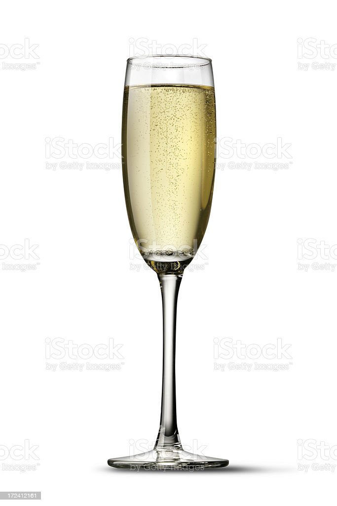 Drinks: Champagne stock photo
