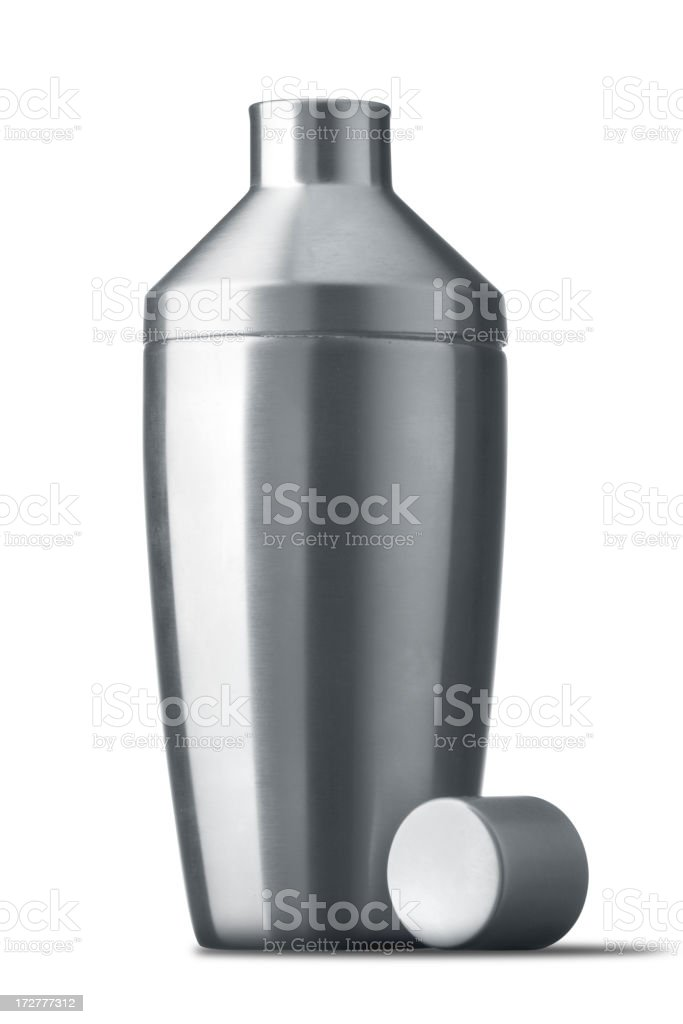 Drinks: Cocktail Shaker stock photo