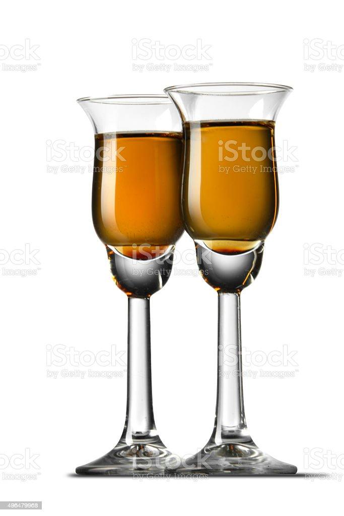 Drinks: Liqueur stock photo