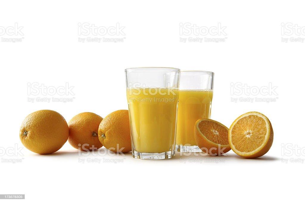 Drinks: Orange Juice stock photo