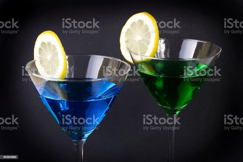 Drinks royalty-free stock photo