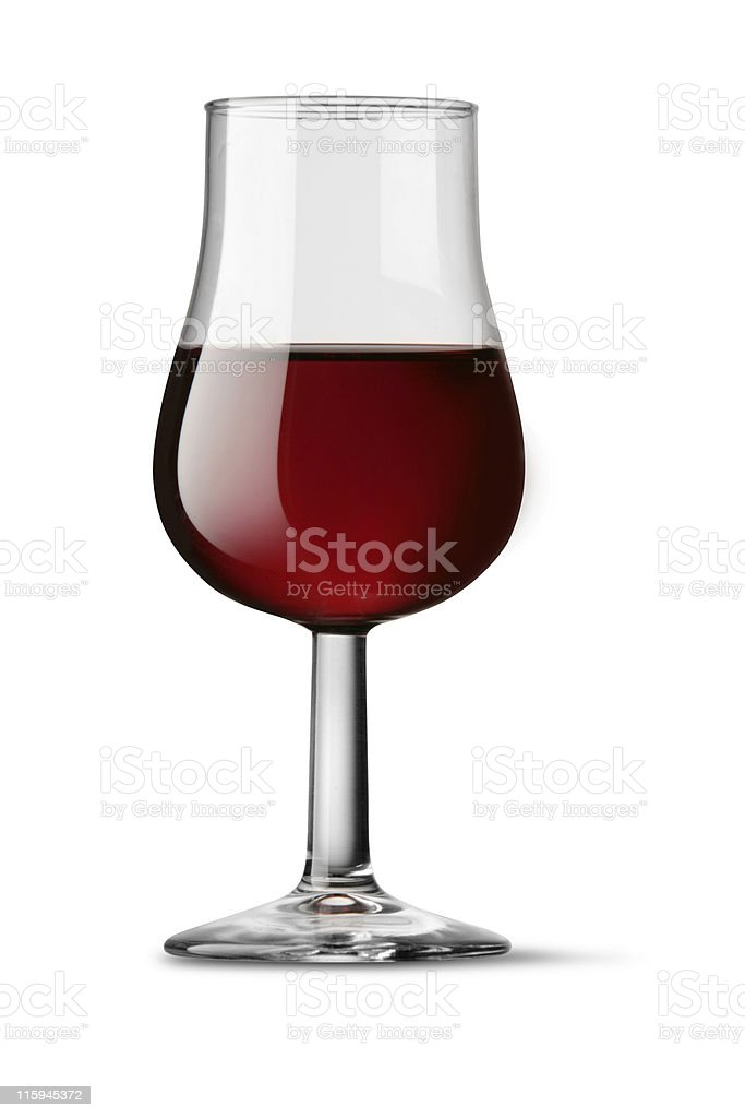 Wine: Port stock photo