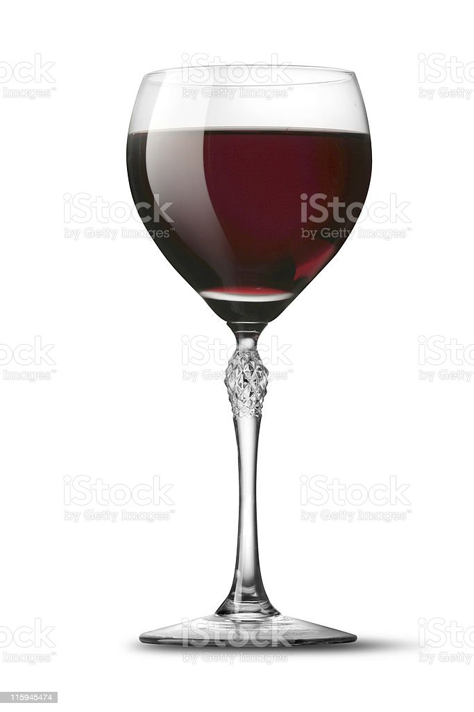 Drinks: Red royalty-free stock photo