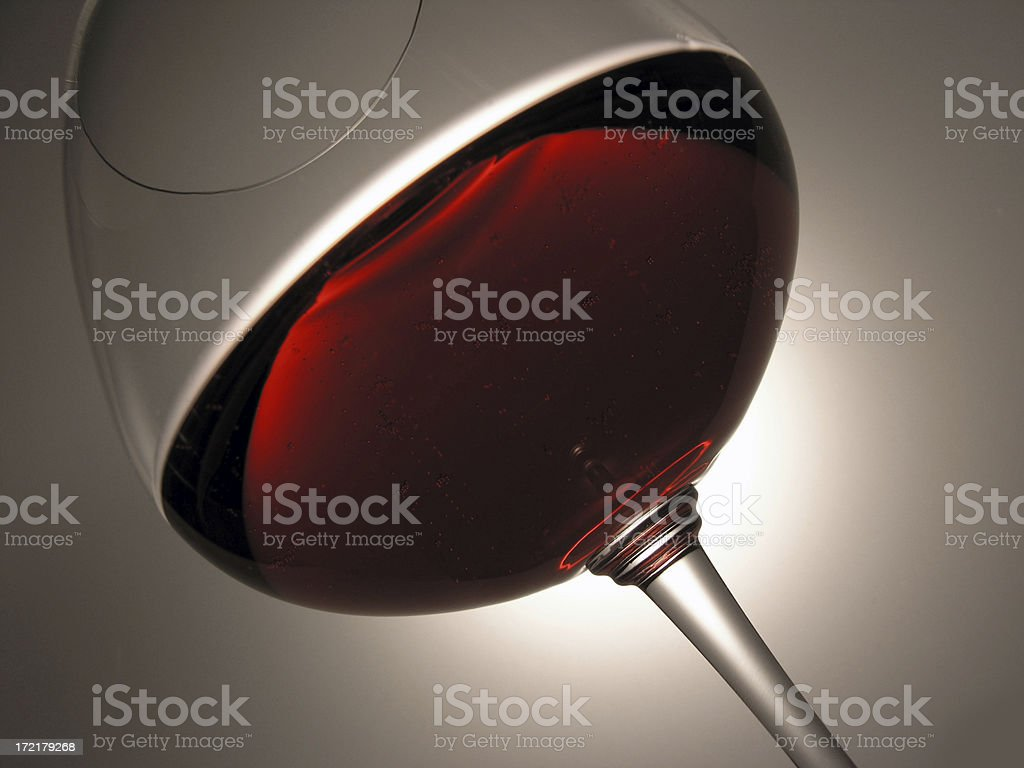 drinks: red wine series royalty-free stock photo