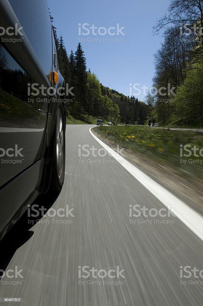 Drive my Car royalty-free stock photo