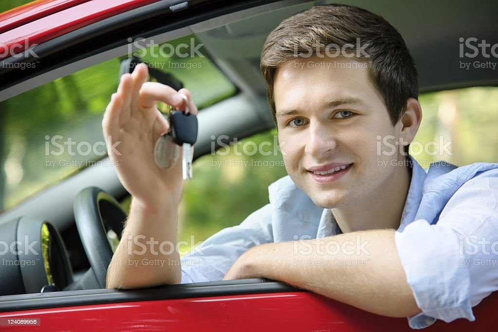 drivers license royalty-free stock photo