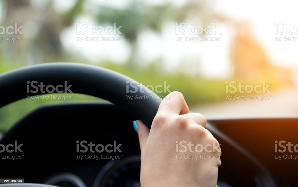 driving'n stock photo