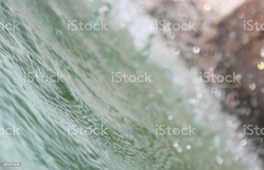 Drizzling goosebumps stock photo