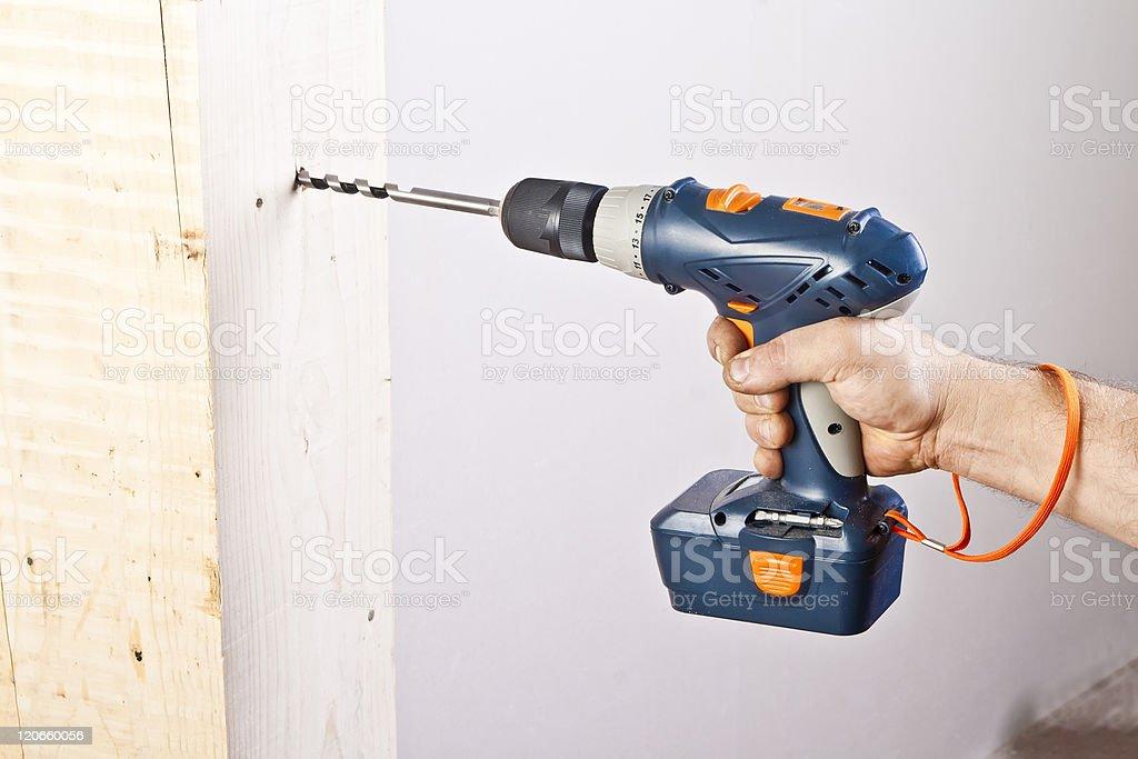 Drlling stock photo