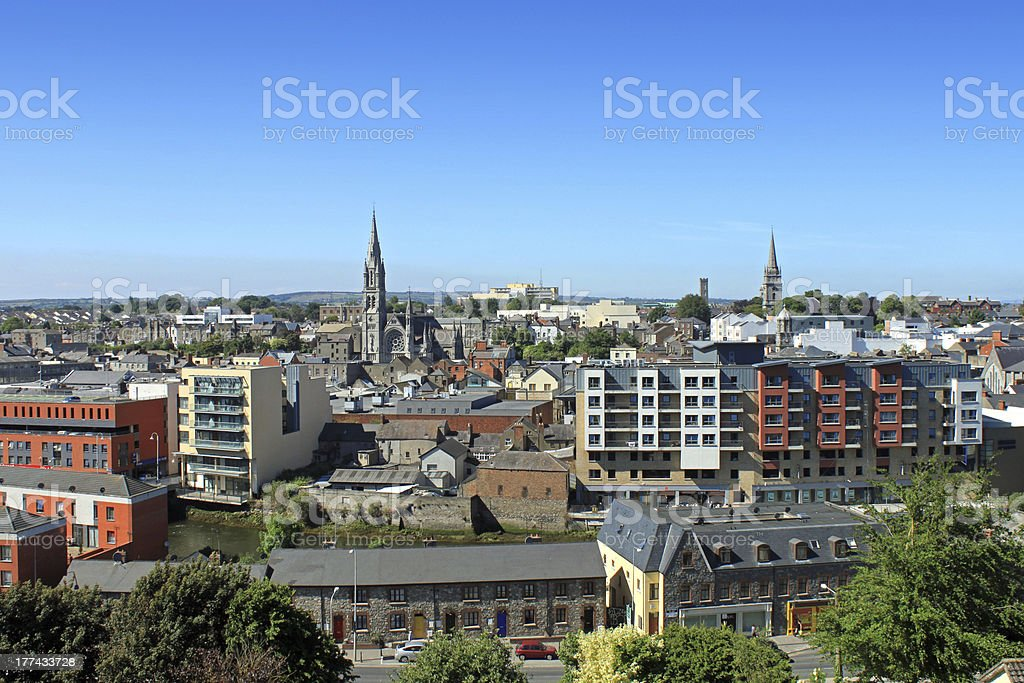 Drogheda, County Louth stock photo