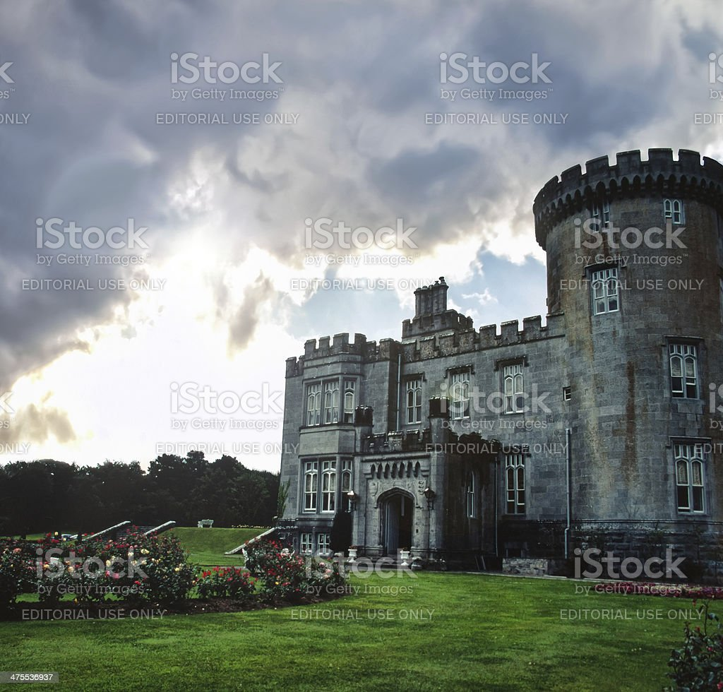 Dromoland Castle royalty-free stock photo