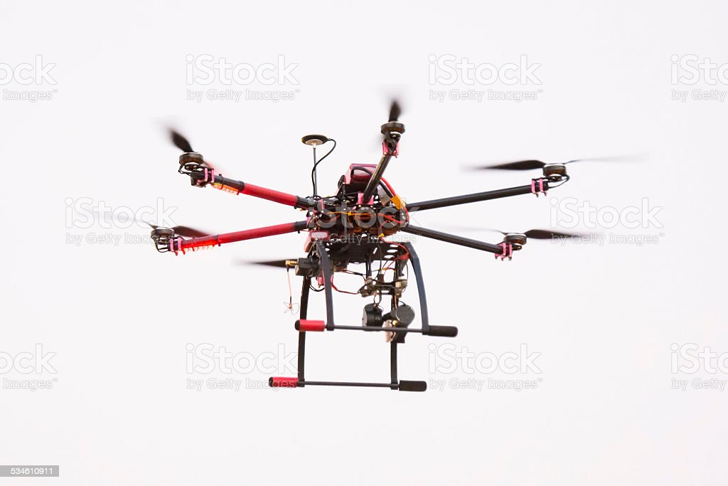 Drone royalty-free stock photo