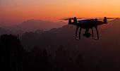 Drone quadcopter Dji Phantom 4