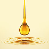 Drop On The Oil