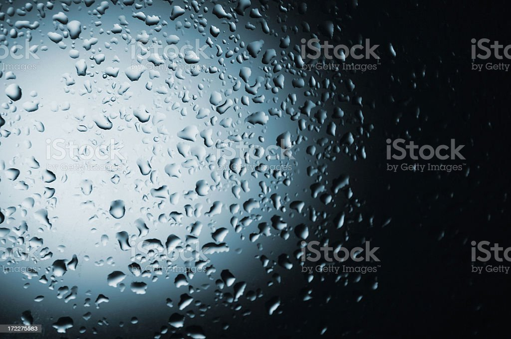 droplet abstracts royalty-free stock photo