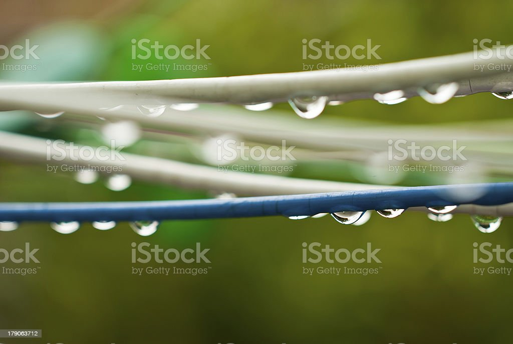 Droplet royalty-free stock photo