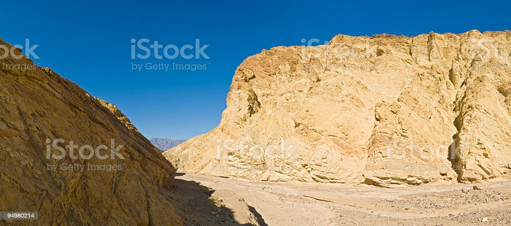 Drought stricken landscape royalty-free stock photo
