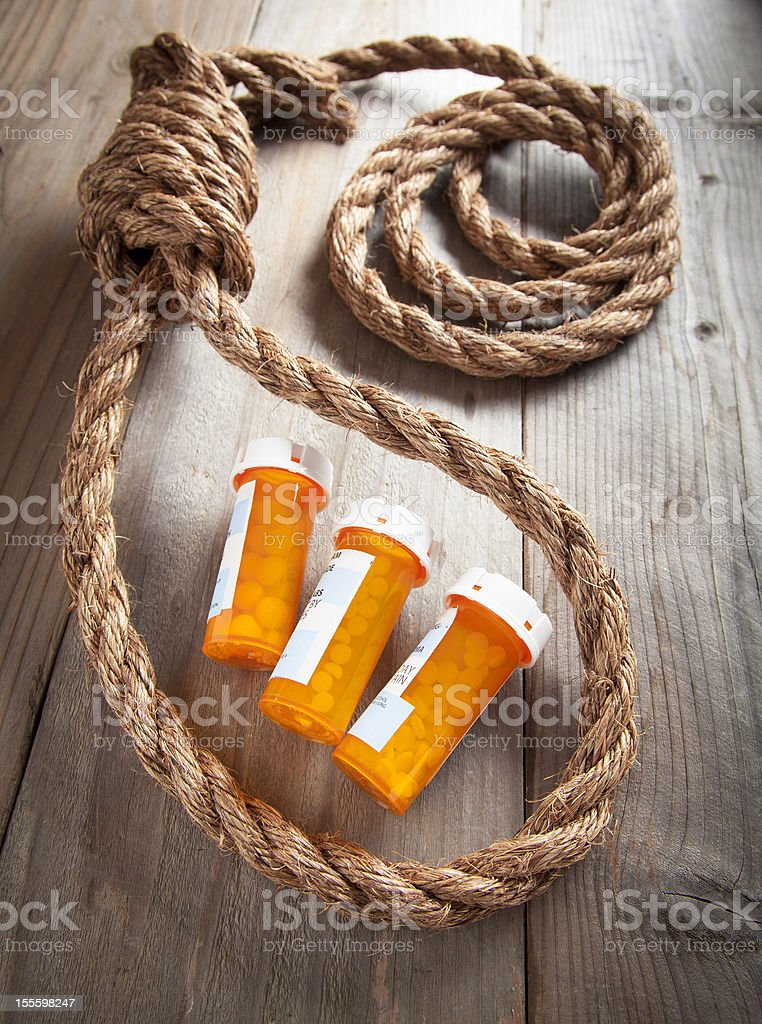 Drug Abuse royalty-free stock photo