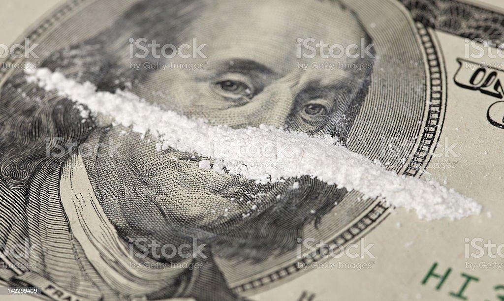 Drug Addiction Problems royalty-free stock photo