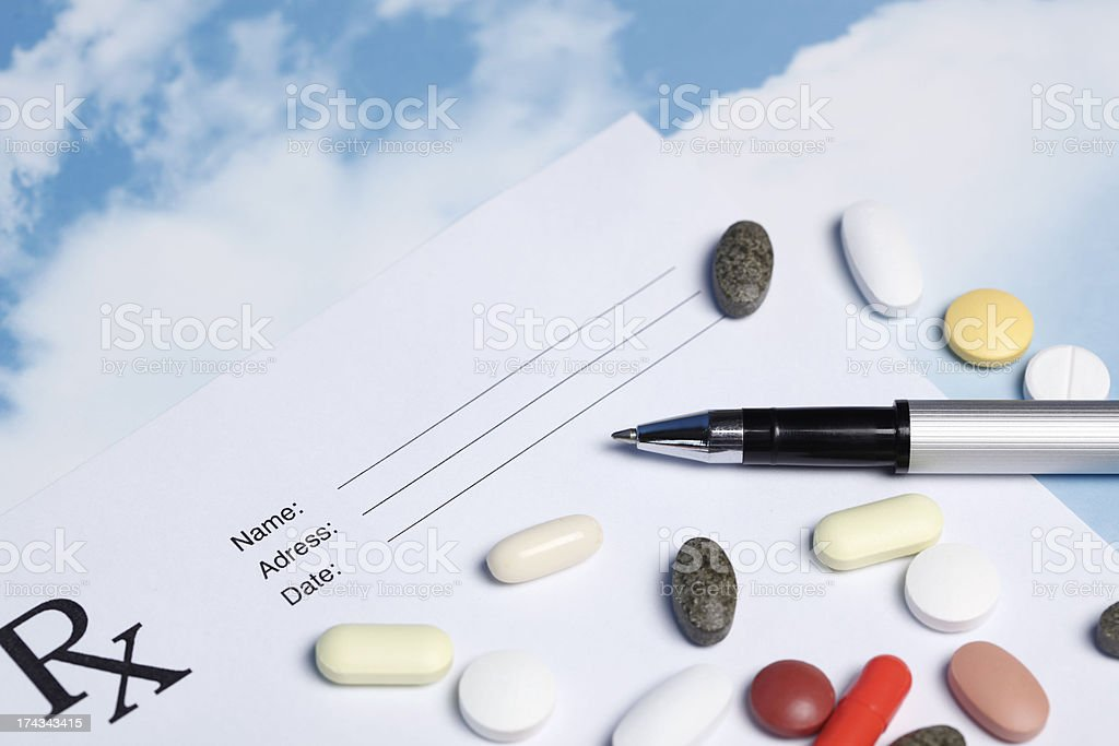 drug royalty-free stock photo