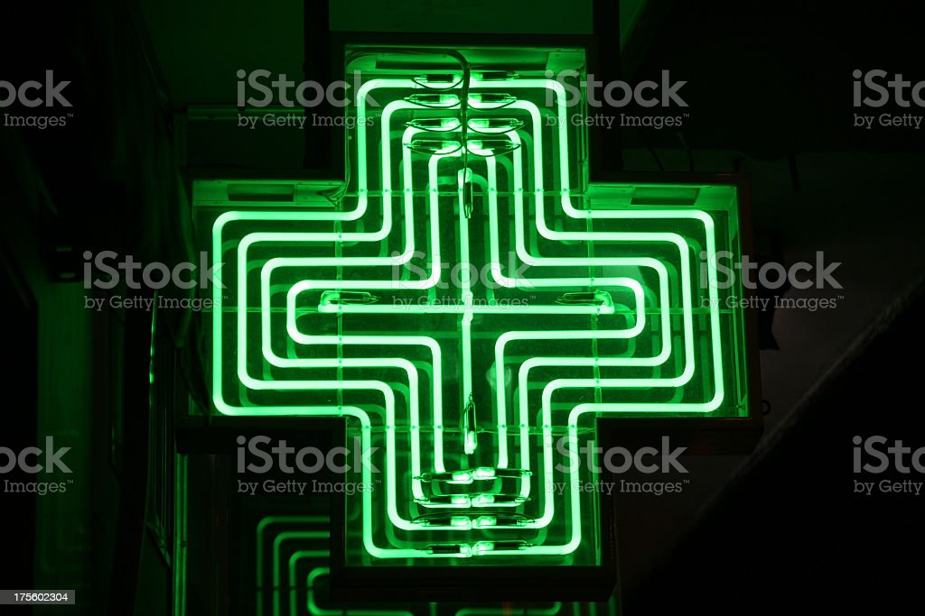 Drug Store stock photo