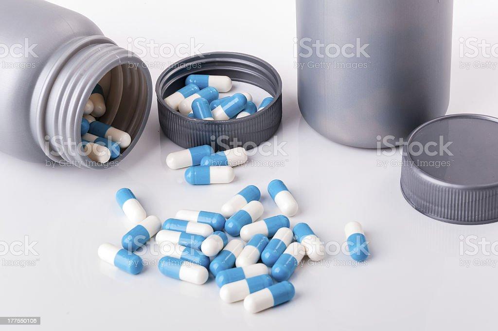 drug tablet royalty-free stock photo