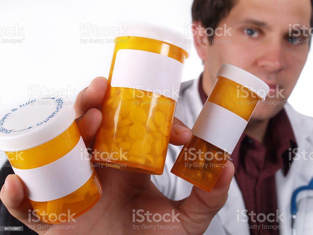Druggist stock photo