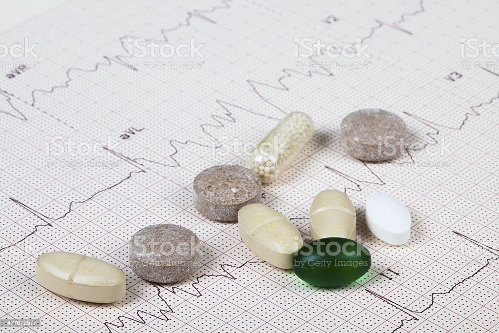 Drugs and medicine royalty-free stock photo