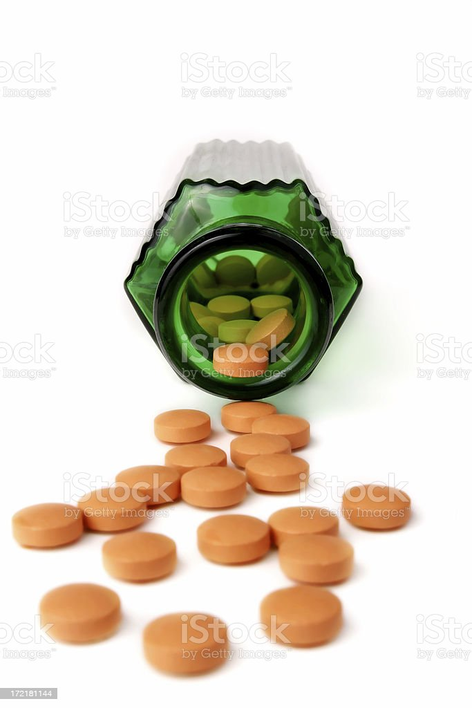 Drugs royalty-free stock photo