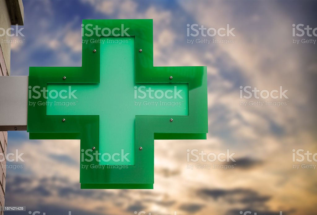 Drugstore stock photo
