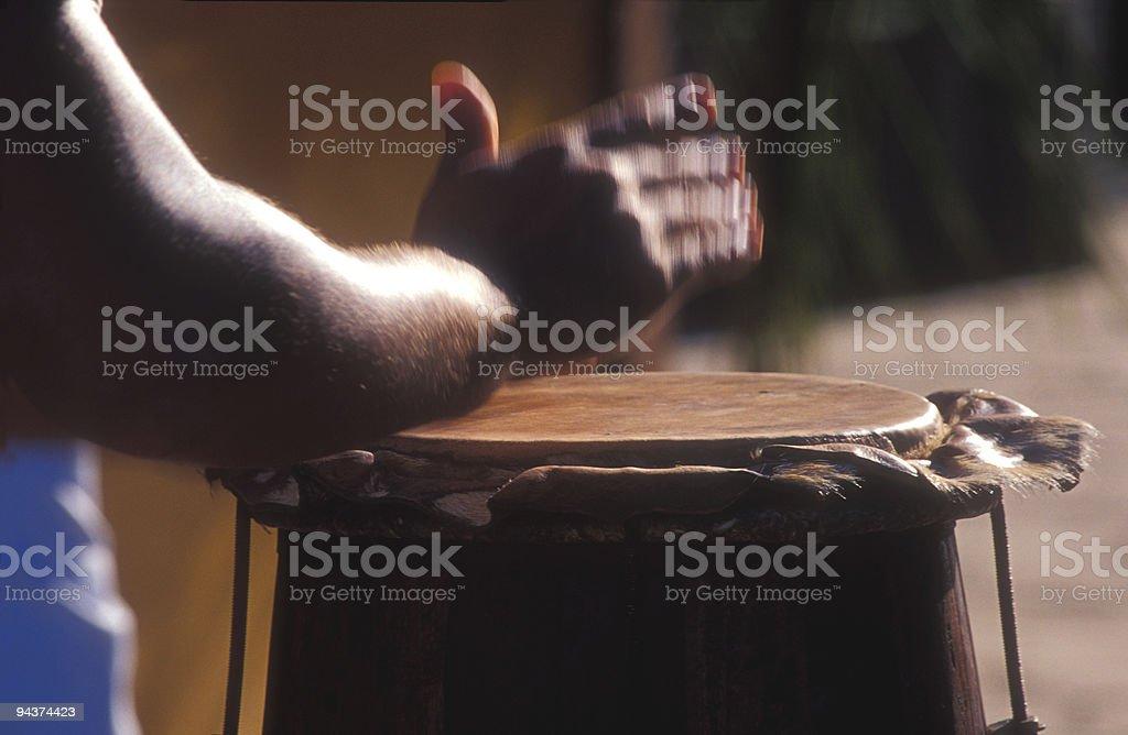 Drum stock photo