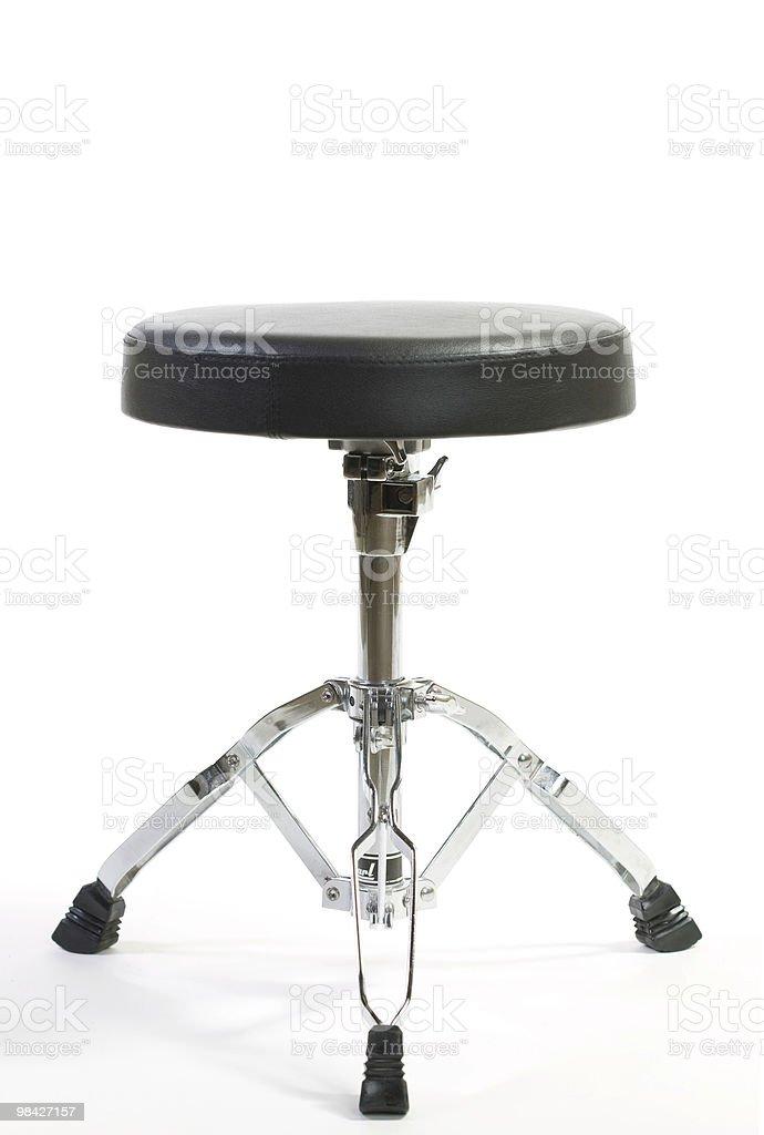Drum stool royalty-free stock photo