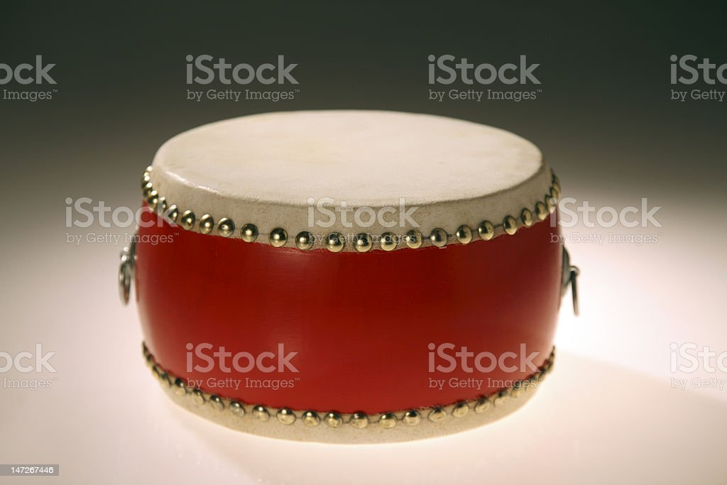 Drum,close-up stock photo